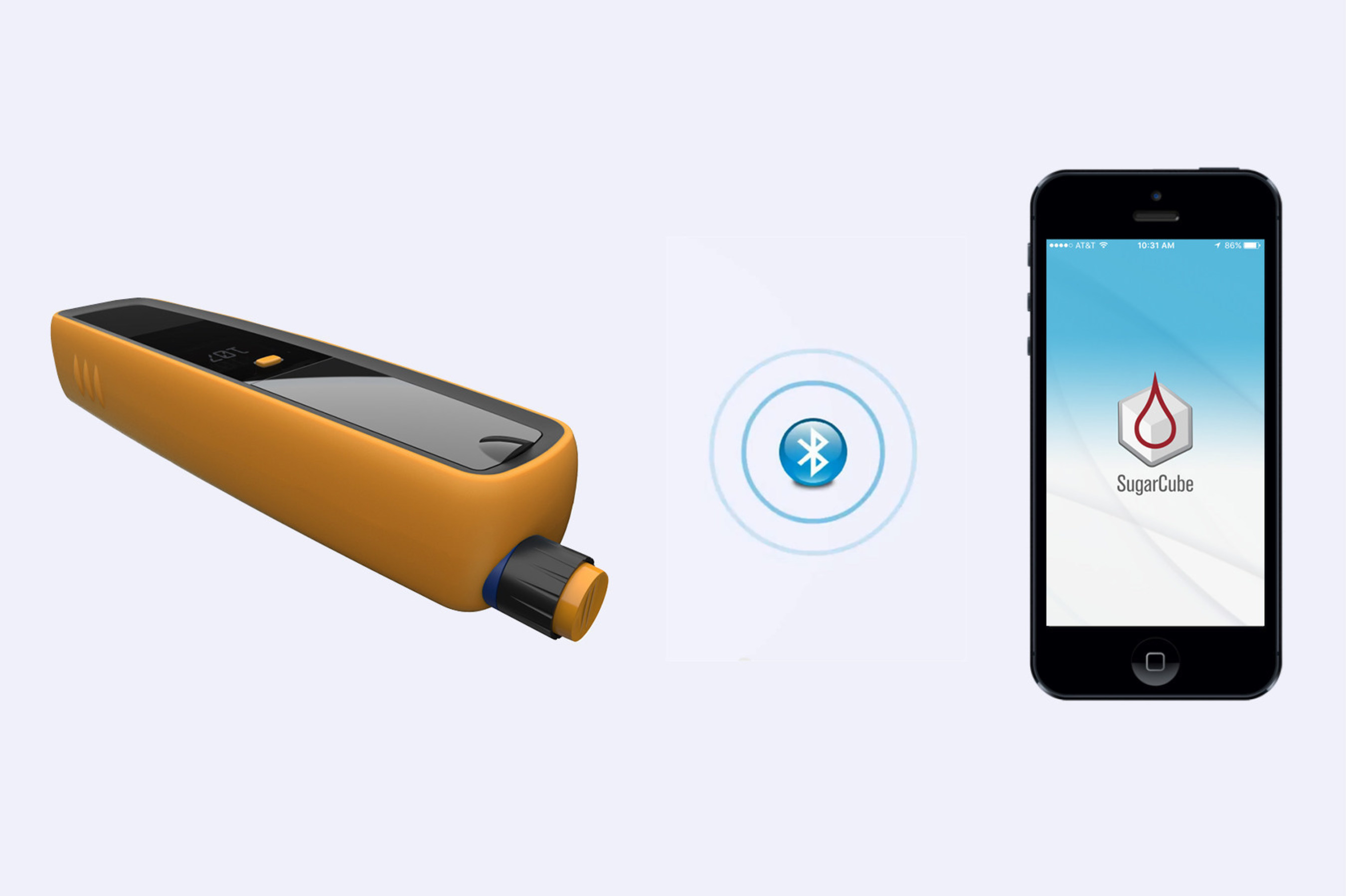 The SugarCube Announces Indiegogo Launch to bring All-in-One Bluetooth® Powered Glucose Testing Kit