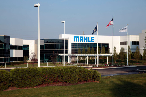 MAHLE's new North American Headquarters, Farmington Hills, Mich.  (PRNewsFoto/MAHLE Industries, Incorporated)