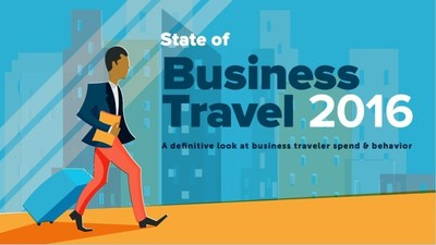 Concur Global Business Travel and Spend Report Reveals New Sharing Economy Trends, Business Traveler Behaviors