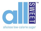AllSweet(TM) Allulose Low-Calorie Sugar is 70% as sweet as sugar, with fewer than 10% of the calories
