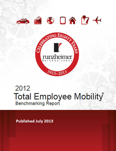 Runzheimer International Total Employee Mobility Report shows that Companies Using Travel Expense Management Software Spend Significantly Less per Business Traveler. (PRNewsFoto/Runzheimer International) (PRNewsFoto/RUNZHEIMER INTERNATIONAL)