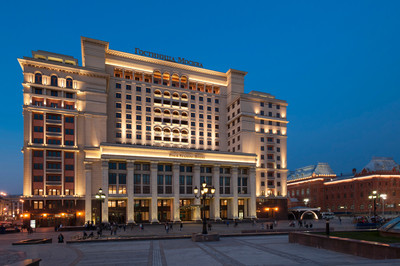 Landmark Hotel Moskva Reborn as Four Seasons Hotel Moscow, the Russian Capitals Premier Luxury Hospitality Address