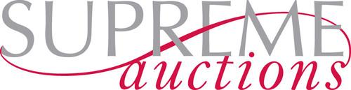 Supreme Auctions Logo. (PRNewsFoto/Supreme Auctions) (PRNewsFoto/SUPREME AUCTIONS)