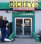 Texas barbecue arrives in Morgantown on Thursday when Dickey's Barbecue Pit opens. Three day grand opening includes big barbecue giveaways!