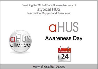 International aHUS Awareness Day