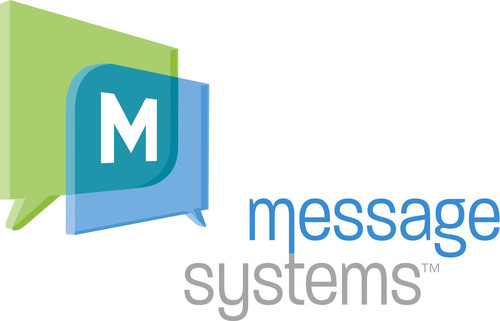 Message Systems. (PRNewsFoto/Message Systems) (PRNewsFoto/MESSAGE SYSTEMS)