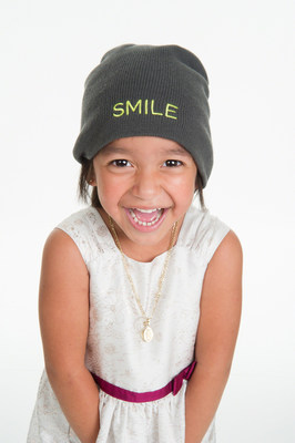 The Giving Hat™ is available exclusively this holiday season at all Kmart stores or online at kmart.com/stjude. One dollar from the sale of each $5 hat will be added to the millions of dollars Kmart stores are raising this holiday season for St. Jude.