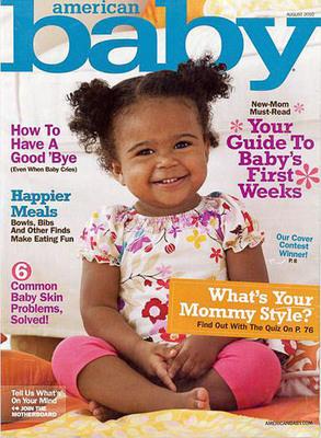 American Baby Photo Contest.  (PRNewsFoto/American Baby Magazine)