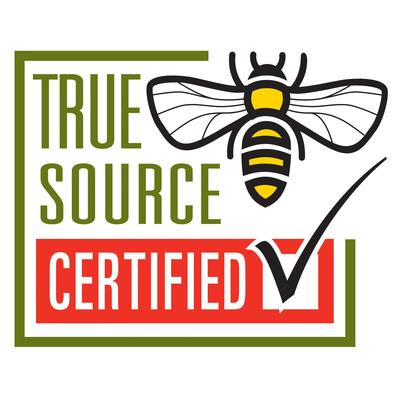 True Source Certified logo for honey.  (PRNewsFoto/True Source Honey)