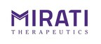 Mirati Therapeutics Announces Closing of Public Offering of Common Stock and Full Exercise of Underwriter's Option to Purchase Additional Shares