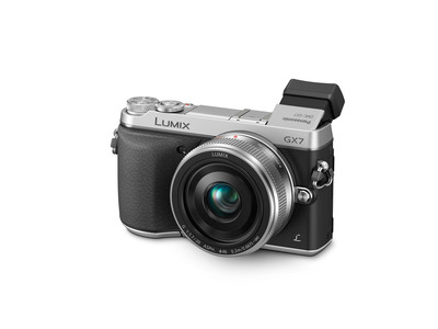 Change your Perspective with the New LUMIX DMC-GX7 DSLM (Digital Single Lens Mirrorless).  (PRNewsFoto/Panasonic)