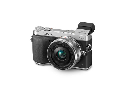 Change your Perspective with the New LUMIX DMC-GX7 DSLM (Digital Single Lens Mirrorless).  ...