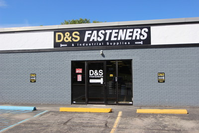 The new D&S Industrial Fasteners retail storefront in Washington, Pa. will be celebrating its grand opening on August 18th and 19th, 2016.