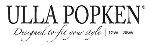 Ulla Popken Plus Size Retailer: Designed to fit your style 12W-38W.  (PRNewsFoto/Ulla Popken)