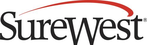 SureWest Communications logo. (PRNewsFoto)
