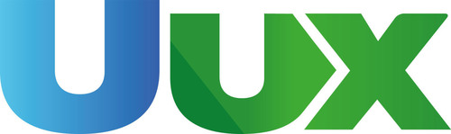 UUX Logo (PRNewsFoto/UUX)