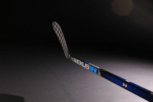 Bauer Hockey - NEXUS 1N stick reinforced by TeXtreme. Photo credit: Bauer Hockey. (PRNewsFoto/TeXtreme (R)) (PRNewsFoto/TeXtreme (R))