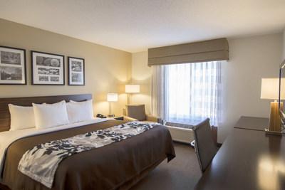 """Sleep Inn """"Designed to Dream"""""""