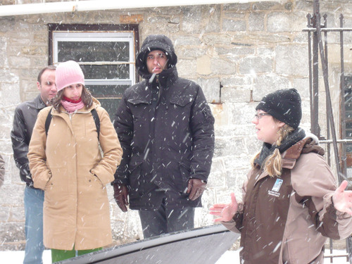 Eastern State Penitentiary Kicks Off 2013 - 2014 Winter Adventure Tour Season with Toy Drive for