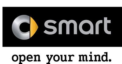 smart logo.  (PRNewsFoto/smart)