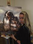 Animal Portrait Artist Georgea Blakey