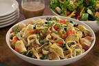 Mimi's Cafe New Family Meals To-Go, Mediterranean Chicken Fettuccine.  (PRNewsFoto/Mimi's Cafe)