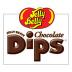 Jelly Belly(R) Jelly Bean Chocolate Dips(R) logo.  (PRNewsFoto/Jelly Belly Candy Company)