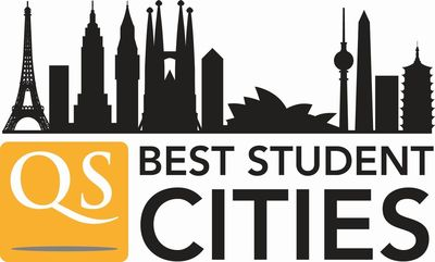QS Best Student Cities Logo