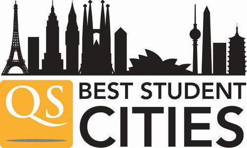 QS Best Student Cities Logo (PRNewsFoto/QS Quacquarelli Symonds)