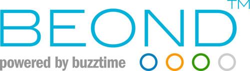 Buzztime BEOND Logo. (PRNewsFoto/NTN Buzztime) (PRNewsFoto/NTN BUZZTIME)