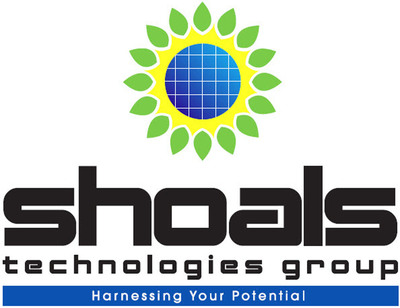 Shoals Technologies logo.  (PRNewsFoto/Shoals Technologies Group)