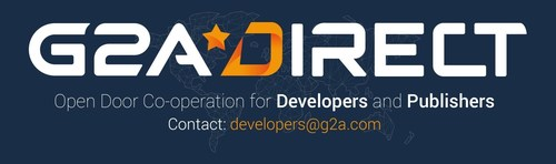 G2A Direct allows developers and publishers to sell directly to G2A's 10 million strong audience via G2A's marketplace. (PRNewsFoto/G2A.com)