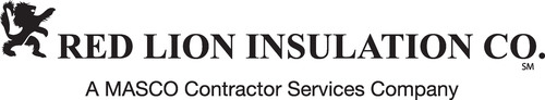 Red Lion Insulation, part of the Masco Contractor Services family of companies, launches its newest