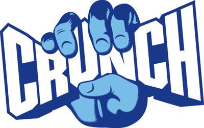 Crunch logo (PRNewsFoto/Crunch)