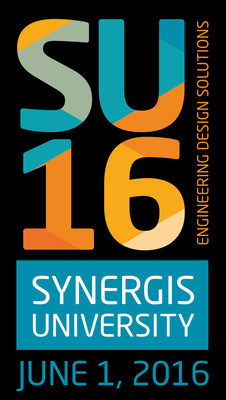 Synergis University is the region's largest Autodesk event aimed at bringing you information to help you stay ahead of the competition. Join us on June 1, 2016 to learn more about the latest Autodesk Solutions, see how other companies are using the tools, and learn about other products that can help your workflow. Register and learn more at www.synergisu.com.