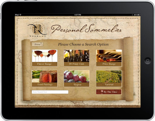 """As a sommelier, the benefits became obvious,"" explained Yusuf Yildiz, Wine Director and Sommelier at Norman's. ""I have a passion for teaching and training and the Uptown Network iPad Wine List delivers great value in both areas."" ..."