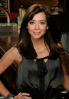 PANDORA Jewelry Announces Acclaimed Actress, Alyson Hannigan as New Face for Spring 2014.  (PRNewsFoto/PANDORA Jewelry)