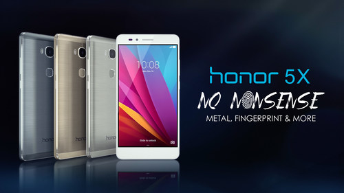 honor 5X – no nonsense, all essential