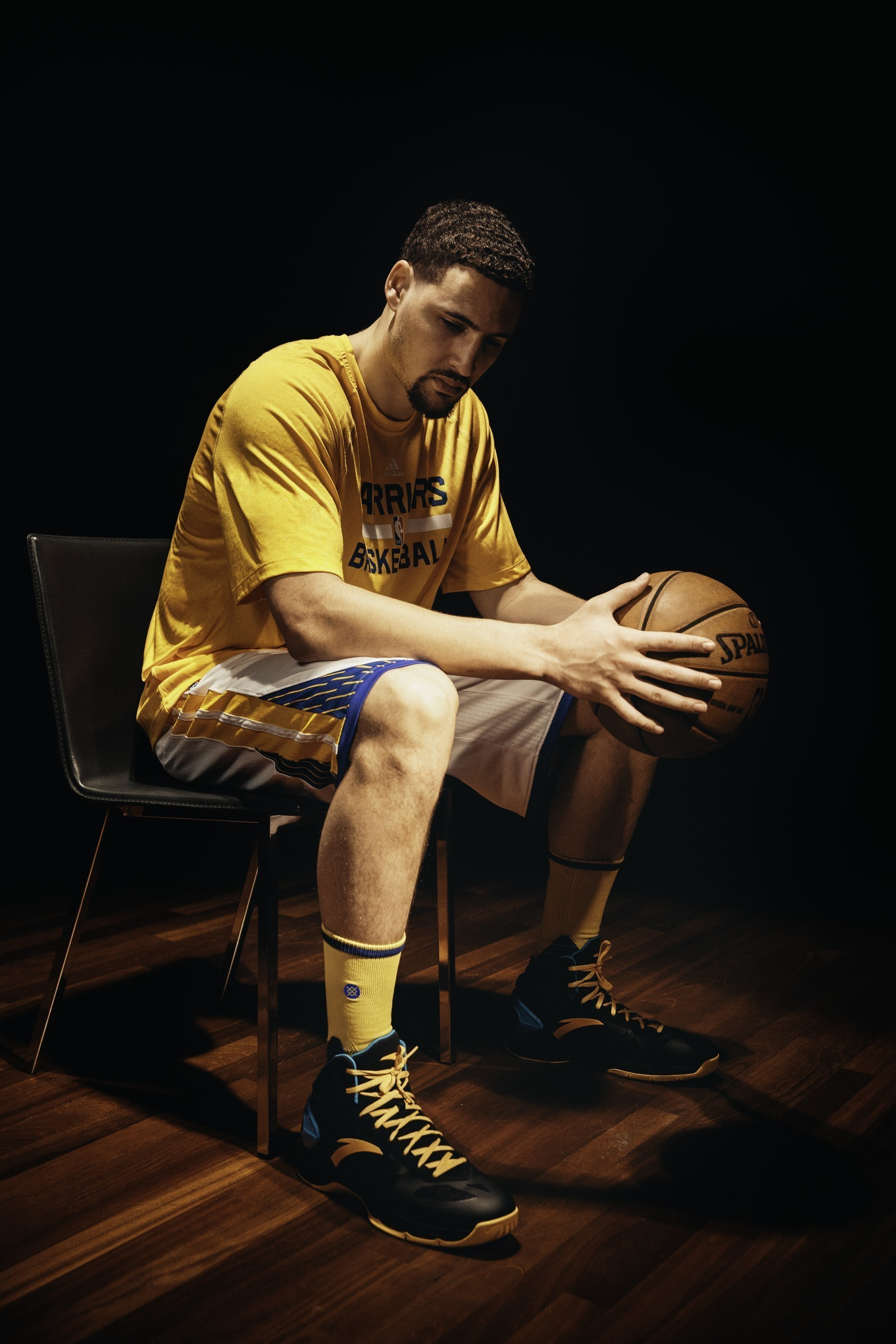 Golden State Warriors Guard Klay Thompson joins Stance's roster of Punks & Poets.