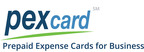 The Easy Way For Businesses to Make Purchases; The Smart Way to Stay in Control.  (PRNewsFoto/PEX Card)