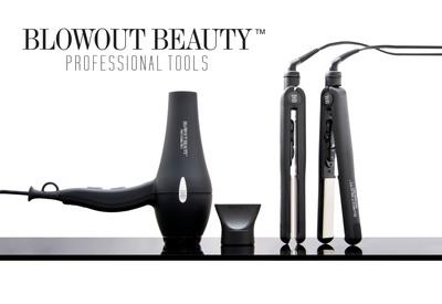 BLOWOUT BEAUTY Launches on HairEnvy.com.  (PRNewsFoto/BLOWOUT BEAUTY)