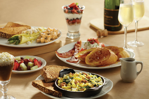 Sunday Gets More Bang With Brunch At Bonefish Grill.  (PRNewsFoto/Bonefish Grill)