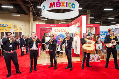 The Mexican Pavilion at Licensing Expo 2015, www.licensingexpo.com