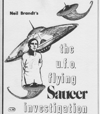 The UFO Flying Saucer Investigation.  (PRNewsFoto/The Messiah Network)