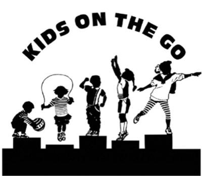 Kids On The Go Logo. (PRNewsFoto/Read With Max, LLC) (PRNewsFoto/READ WITH MAX, LLC)