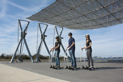 Get a handle on our your hover during the Hoverbars launch - visit Kickstarter or HoverBars.com.