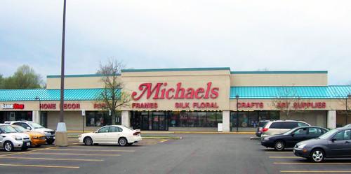 Michaels at Great Lakes Plaza. (PRNewsFoto/Devonshire REIT, Inc.) (PRNewsFoto/DEVONSHIRE REIT, INC.)