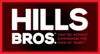Hills Bros.(R) Coffee - the world's first BPI certified 100%