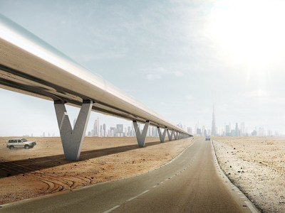 Hyperloop One Defines The Future Of Transport In Dubai