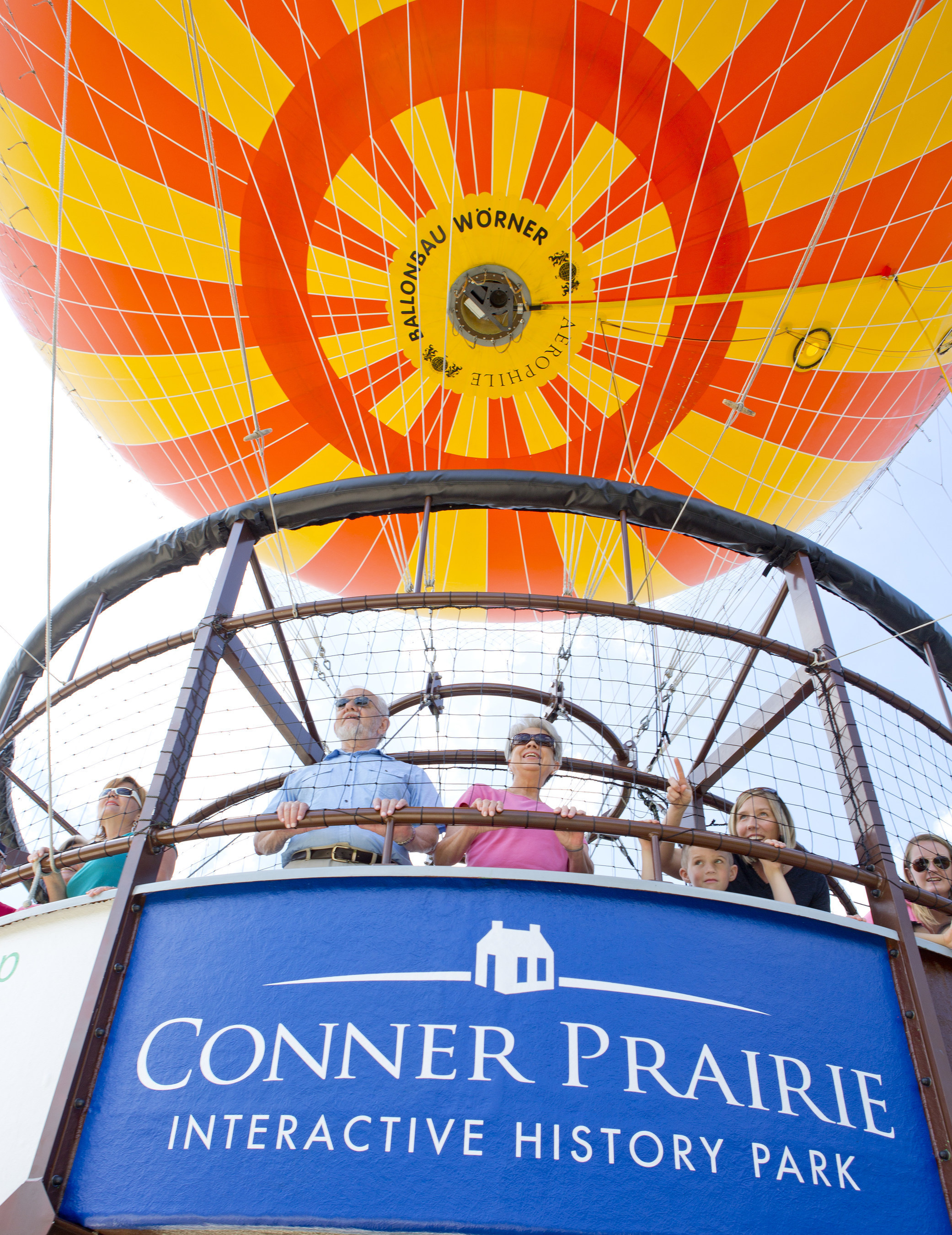 Indiana-headquartered Reynolds Farm Equipment is the new presenting sponsor of the 1859 Balloon Voyage experience at Conner Prairie, an interactive history park north of Indianapolis that draws 360,000 visitors annually. The company will provide $375,000 to sponsor the balloon and its new outdoor exhibit space through 2019.